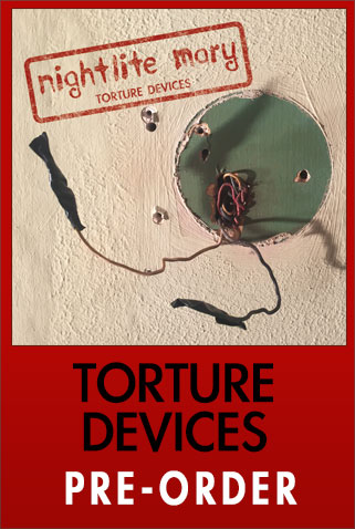 Pre-Order Torture Devices Now
