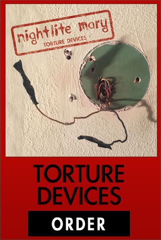Order Torture Devices Now